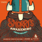 Snorri's Awakening from Yards Brewery and Einstök Olgerd