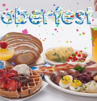 Oktoberfest Food for Your Oktoberfest Party