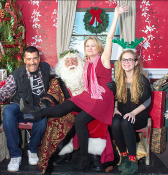 Photos with Santa Saturday 12/05/2015