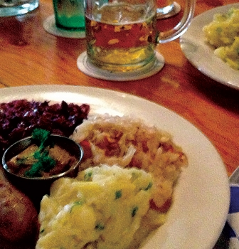 German Food Recipes for Your Oktoberfest Party