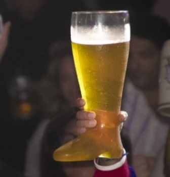 Why drink beer from a boot? (The History of Das Boot)